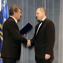 Shevchenko Award