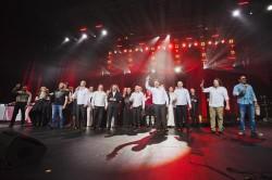 Як «піккардійці» і їхній спів підкорювали публіку у палаці «Україна»
