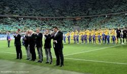 «Терція» виконає Гімн перед матчем Україна-Франція на НСК «Олімпійський»